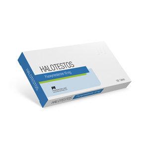 Verkauf und Preis Fluoxymesteron (Halotestin) 10mg (50 pills)