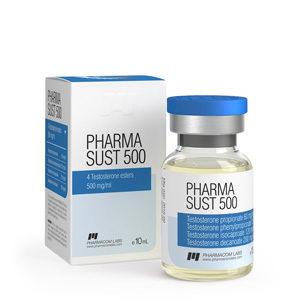 Verkauf und Preis Sustanon 250 (Testosteronmischung) 10ml vial (500mg/ml)