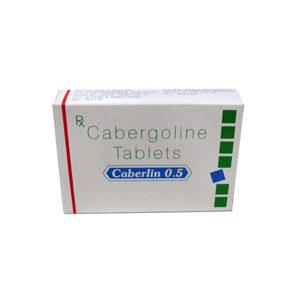 Verkauf und Preis Cabergolin (Cabaser) 0.5mg (4 pills)