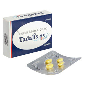 Verkauf und Preis Tadalafil 20mg (4 pills)