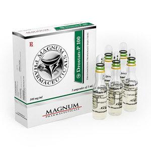 Verkauf und Preis Drostanolonpropionat (Masteron) 5 ampoules (100mg/ml)