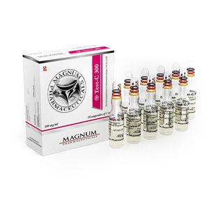 Verkauf und Preis Testosteron Cypionat 10 ampoules (300mg/ml)
