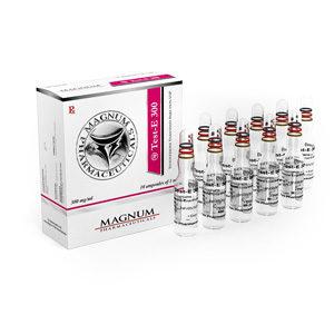 Verkauf und Preis Testosteron Enanthate 10 ampoules (300mg/ml)