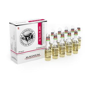 Verkauf und Preis Sustanon 250 (Testosteronmischung) 10 ampoules (200mg/ml)