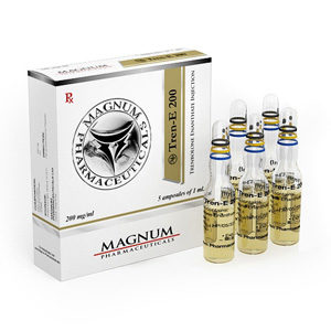 Verkauf und Preis Trenbolon-Enanthogenat 5 ampoules (200mg/ml)