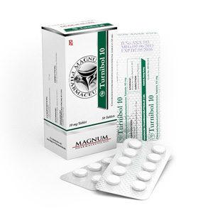 Verkauf und Preis Turinabol (4-Chlordehydromethyltestosteron) 10mg (50 pills)