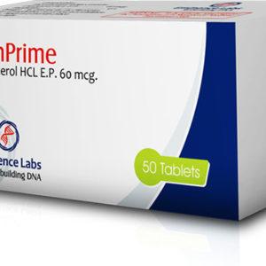 Verkauf und Preis Clenbuterolhydrochlorid (Clen) 60mcg (50 pills)