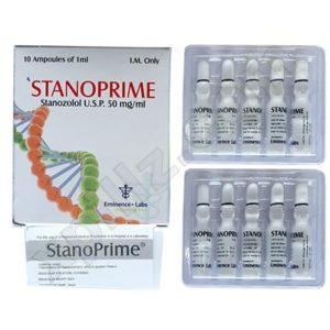 Verkauf und Preis Stanozolol-Injektion (Winstrol-Depot) 10 ampoules (50mg/ml)