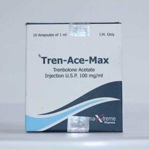 Verkauf und Preis Trenbolonacetat 10 ampoules (100mg/ml)