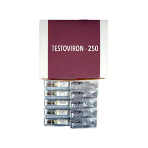 Verkauf und Preis Testosteron Enanthate 10 ampoules (250mg/ml)