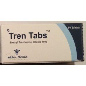 Verkauf und Preis Methyltrienolon (Methyltrenbolon) 1mg (50 pills)