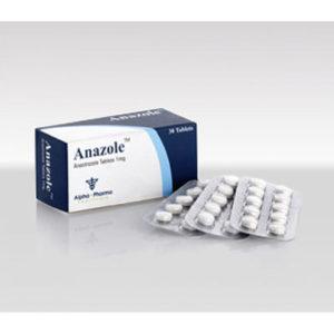 Verkauf und Preis Anastrozol 1mg (30 pills)