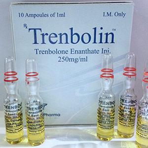 Verkauf und Preis Trenbolon-Enanthogenat 10 ampoules (250mg/ml)