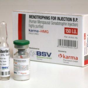 Verkauf und Preis Menschliches Wachstumshormon (HGH) 1 vial of 150IU