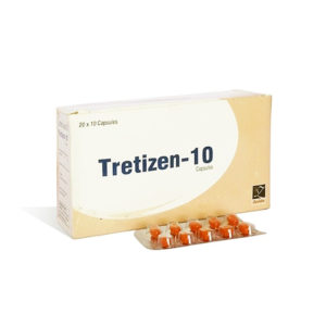 Verkauf und Preis Isotretinoin (Accutane) 10mg (10 capsules)