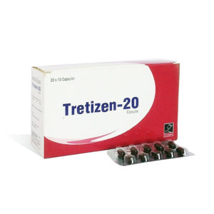Verkauf und Preis Isotretinoin (Accutane) 20mg (10  capsules)