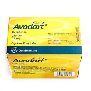 Verkauf und Preis Dutasterid (Avodart) 0.5mg (15 capsules)