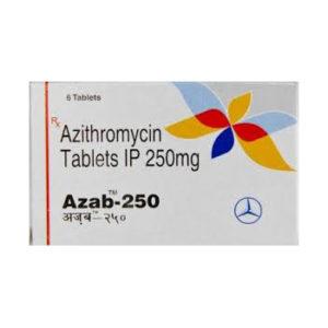 Verkauf und Preis Azithromycin 250mg (6 pills)