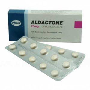 Verkauf und Preis Aldacton (Spironolacton) 25mg (30 pills)