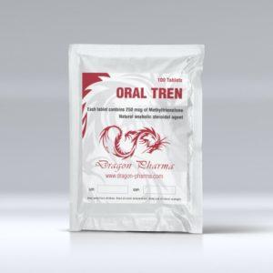Verkauf und Preis Methyltrienolon (Methyltrenbolon) 100 tabs (250 mcg/tab)